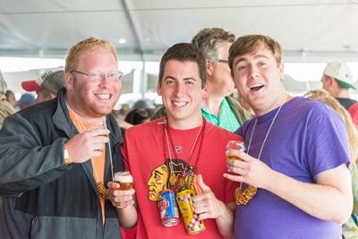 The Door County Beer Festival brings more than 1,000 beer lovers to Baileys Harbor.