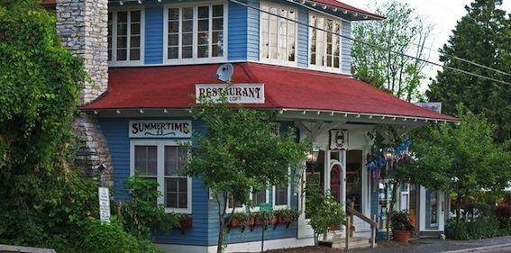 Barringer's Fish Creek Restaurant