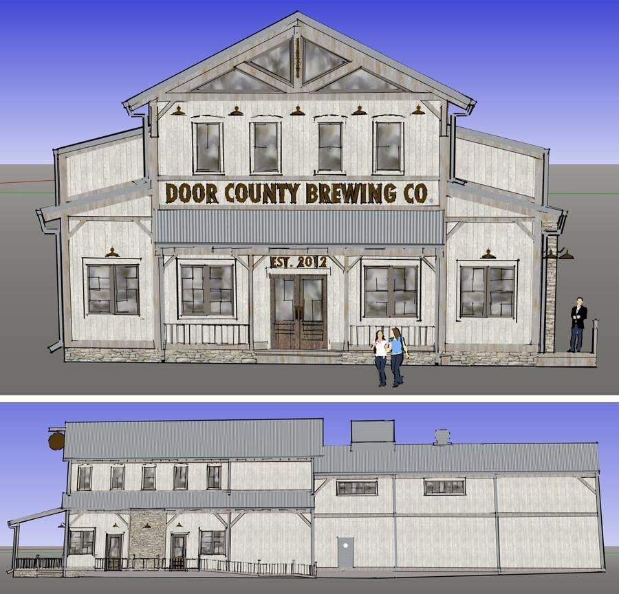 Door County Brewing Co. Baileys Harbor